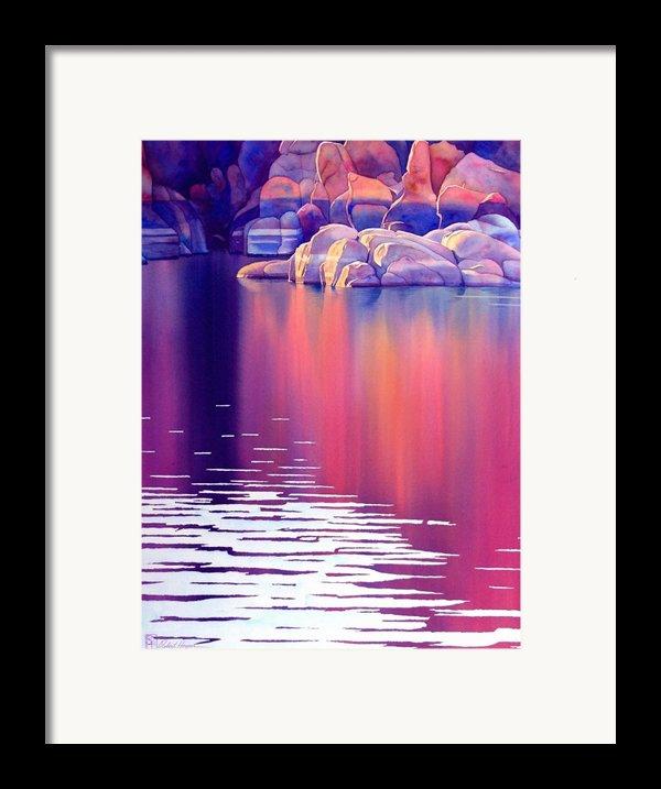 Early Light Framed Print By Robert Hooper