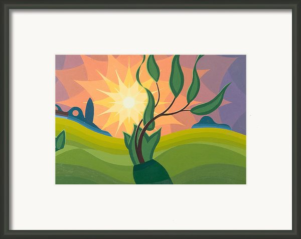 Early Morning Framed Print By Emil Parrag