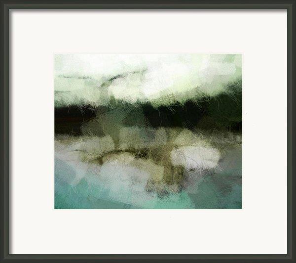 Early Morning Flight Framed Print By Gun Legler