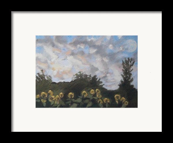 Early September Dawn Framed Print By Grace Keown