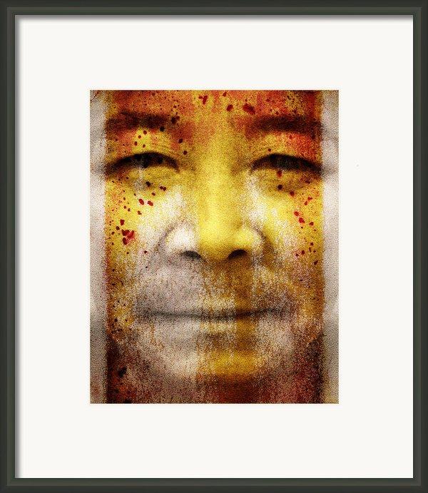 Earthkeeper Framed Print By Brett Pfister