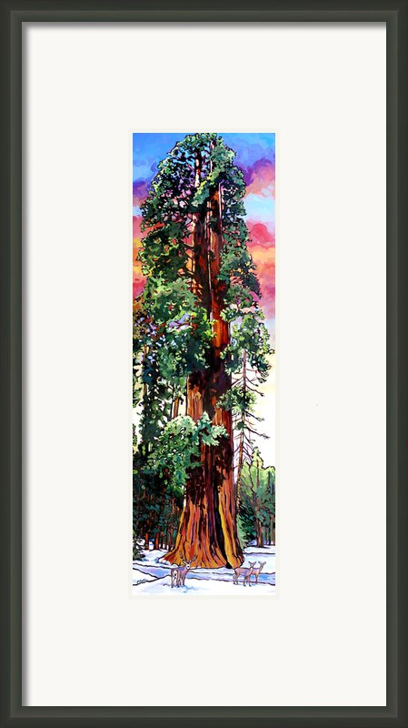 Ed By Ned Framed Print By Nadi Spencer