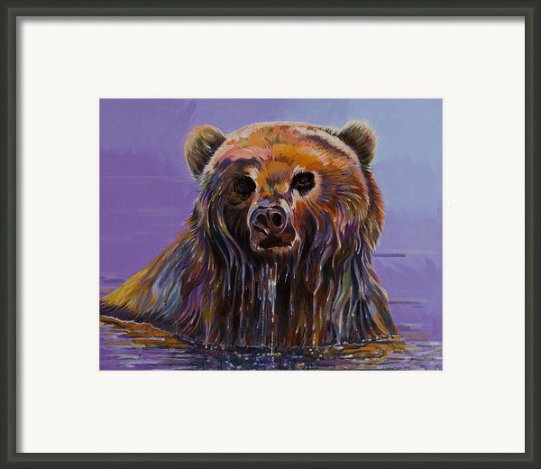 Embarrassed Framed Print By Bob Coonts