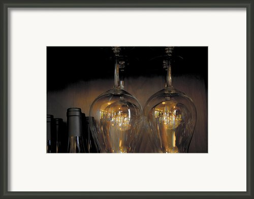 Empty Framed Print By Jean Noren