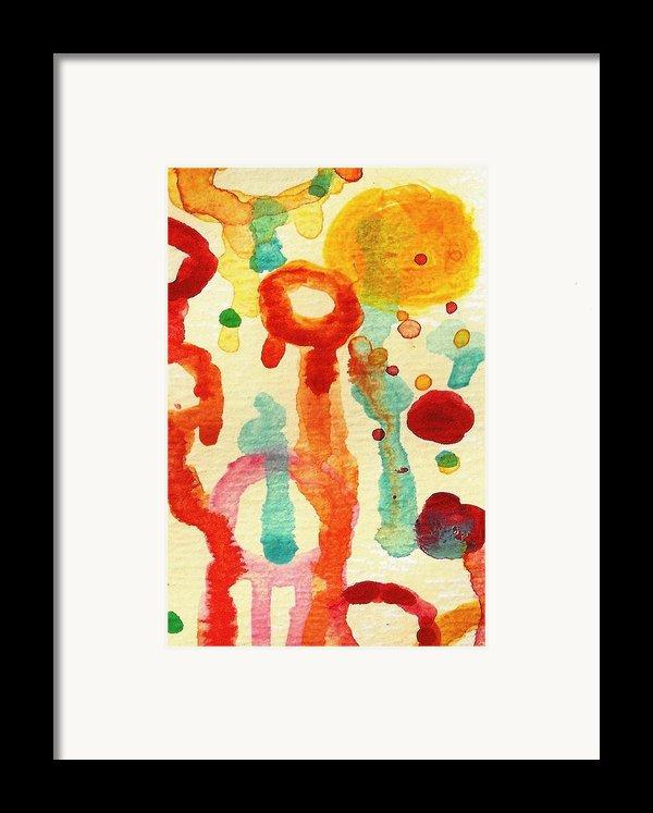 Encounters 1 Framed Print By Amy Vangsgard