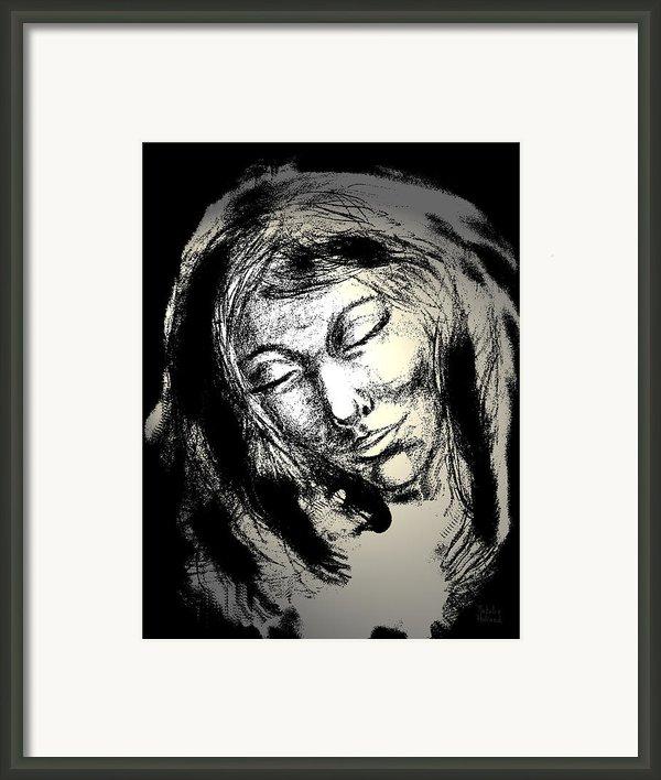 Enlightenment Framed Print By Natalie Holland