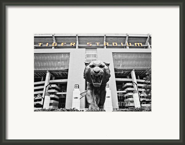 Enter At Your Own Risk Framed Print By Scott Pellegrin