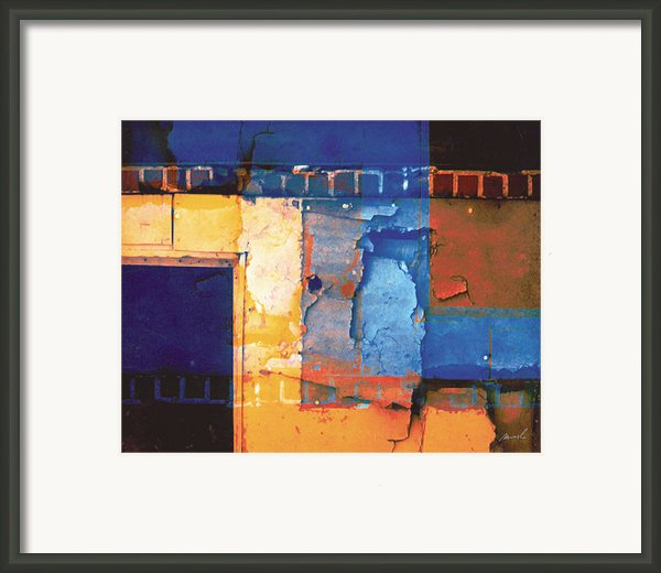 Enter Framed Print By Marsha Charlebois