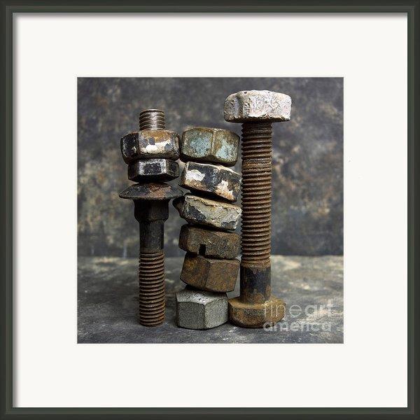 Equipment Framed Print By Bernard Jaubert