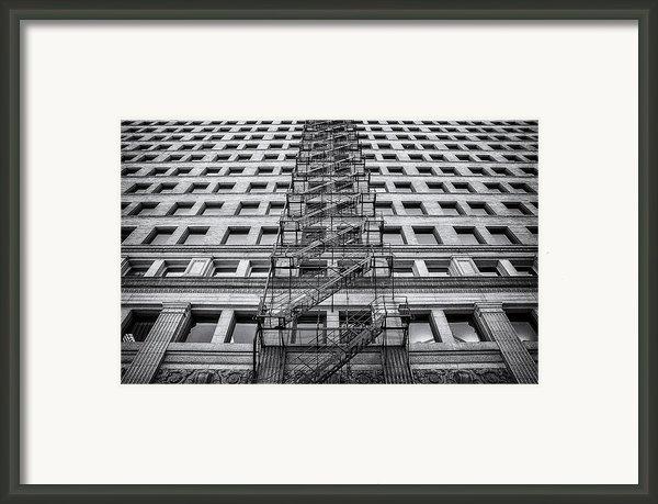 Escape Framed Print By Scott Norris