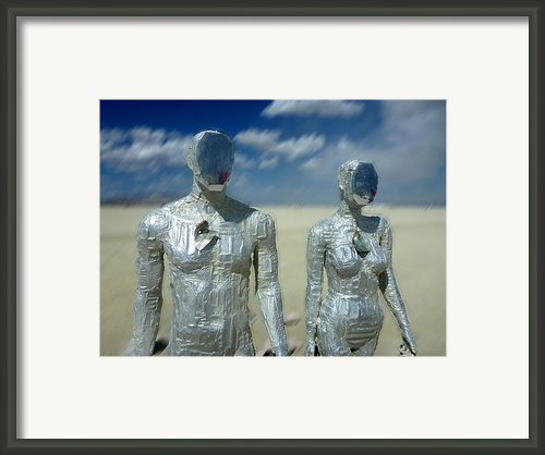 Exfoliate Iii Framed Print By Chad Rice