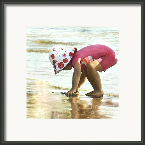 Exploring Framed Print By Author And Photographer Laura Wrede