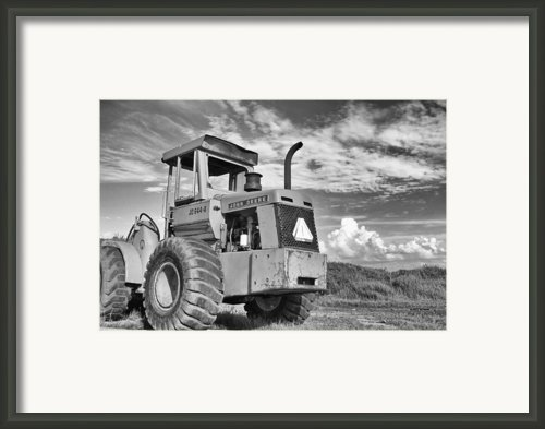 Extreme Equipment Framed Print By Tom Druin