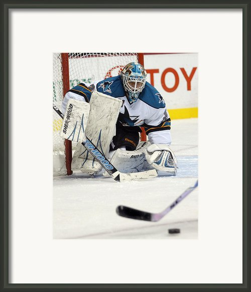 Eyes On The Prize  Antti Niemi Framed Print By Don Olea