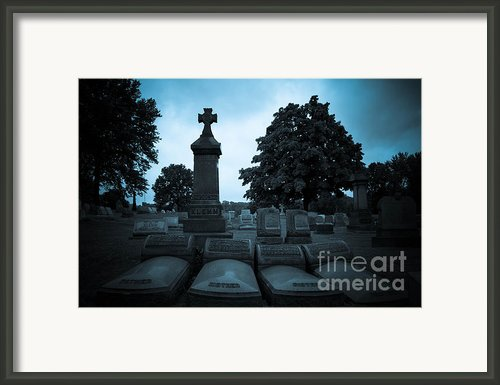Family At Rest Framed Print By Amy Cicconi