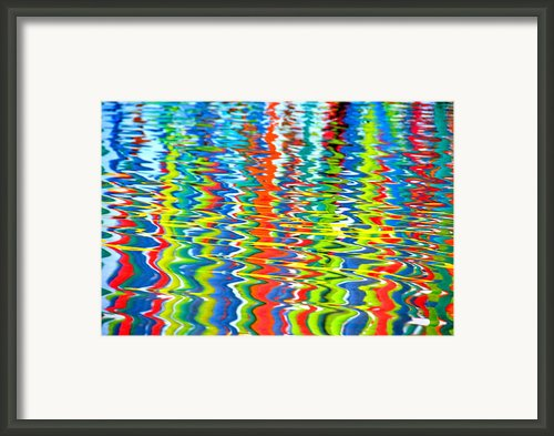 Fanciful Framed Print By David Flitman