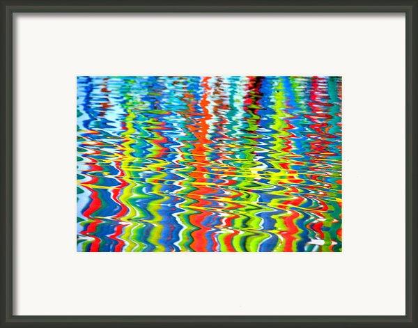 Fanciful Framed Print By David Flitman
