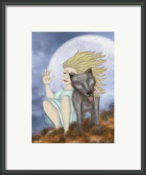 Farewell The Journey Begins Framed Print By Linda Marcille