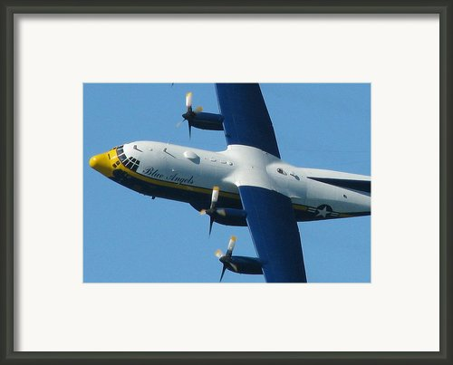 Fat Albert Framed Print By Samuel Sheats