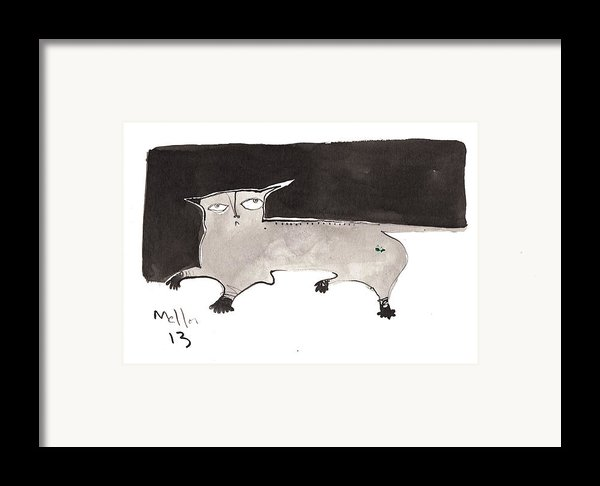 Feles No. 2  Framed Print By Mark M  Mellon