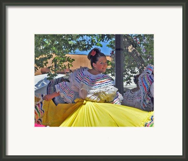 Fiesta Framed Print By Cheri Randolph