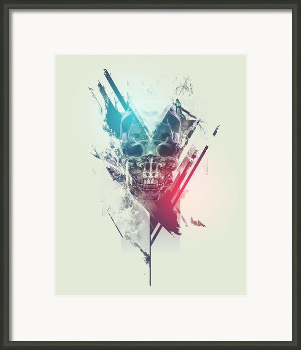 Finale Framed Print By George Smith