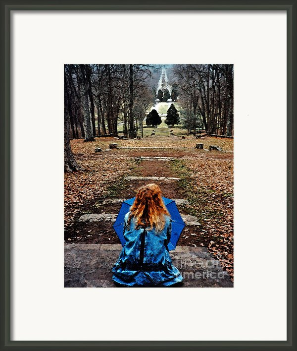 Find Me Framed Print By Lydia Holly