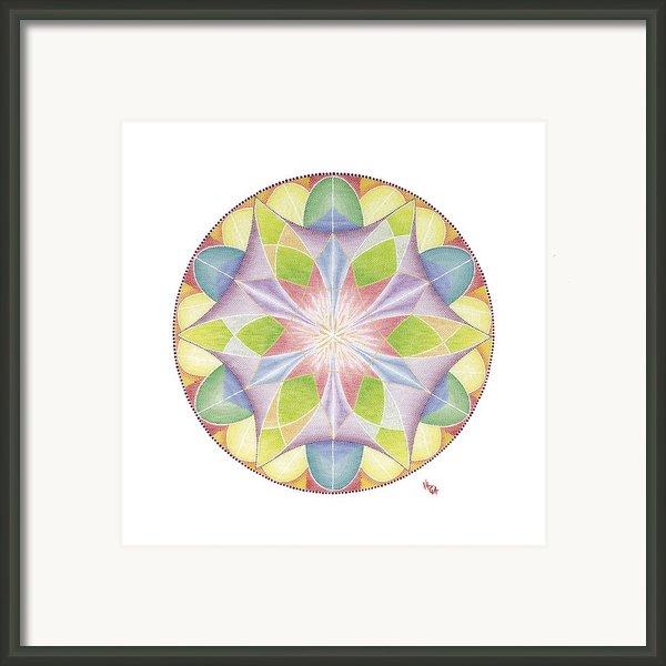 Finer World Framed Print By Vanda Omejc