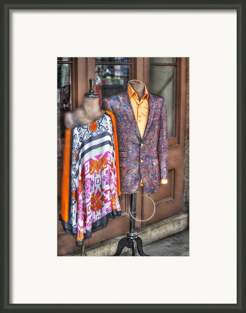 Finery For Sale Framed Print By Brenda Bryant