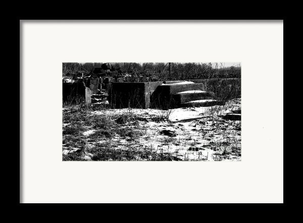 Fire Framed Print By Charlie Spear