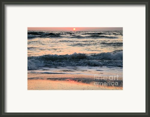 Florida Pastels Framed Print By Adam Jewell