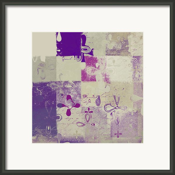 Florus Pokus 02d Framed Print By Variance Collections