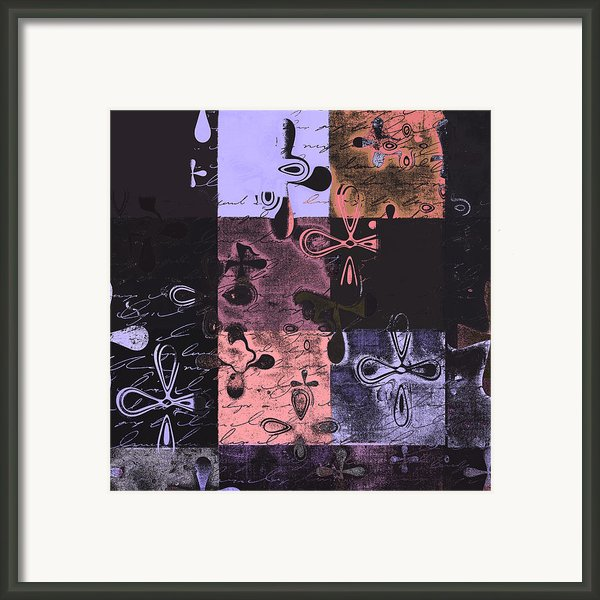 Florus Pokus 02e Framed Print By Variance Collections