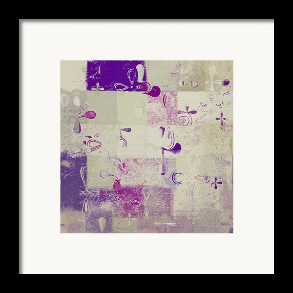 Florus Pokus A01d Framed Print By Variance Collections