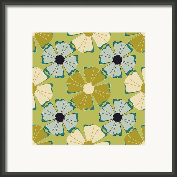 Flowers 3 Framed Print By Lisa Noneman