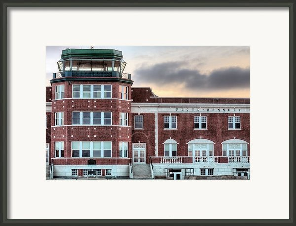 Floyd Bennett Field  Framed Print By Jc Findley