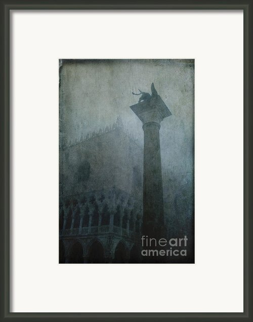 Foggy Morning Framed Print By Marion Galt