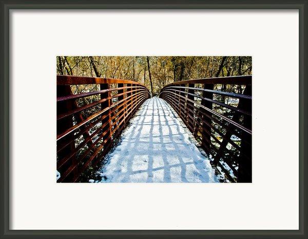 Follow Your Dream Framed Print By Jag Fergus