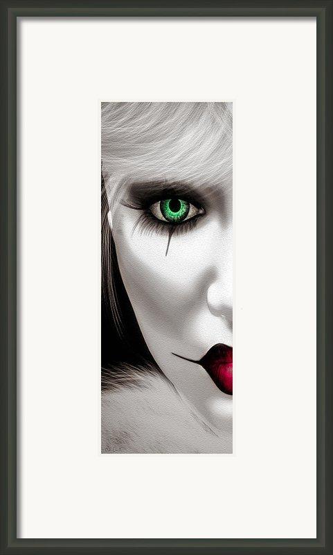 Fool Framed Print By Bob Orsillo