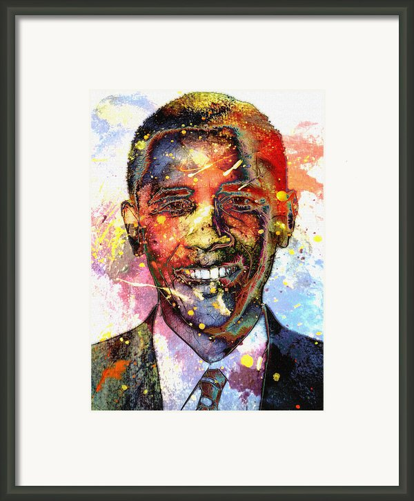 For A Colored World Framed Print By Stefan Kuhn