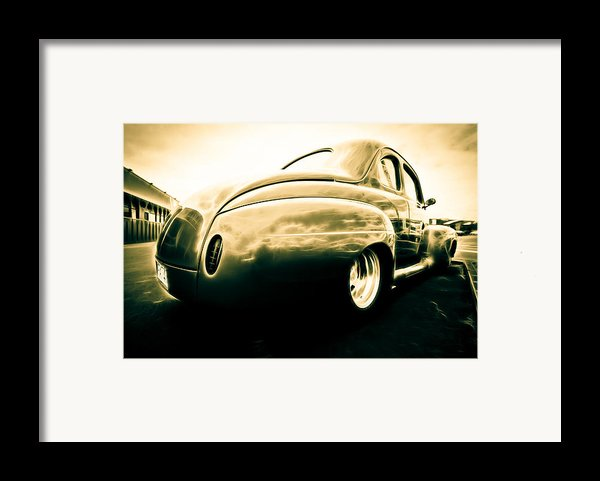 Ford Clubman Framed Print By Phil