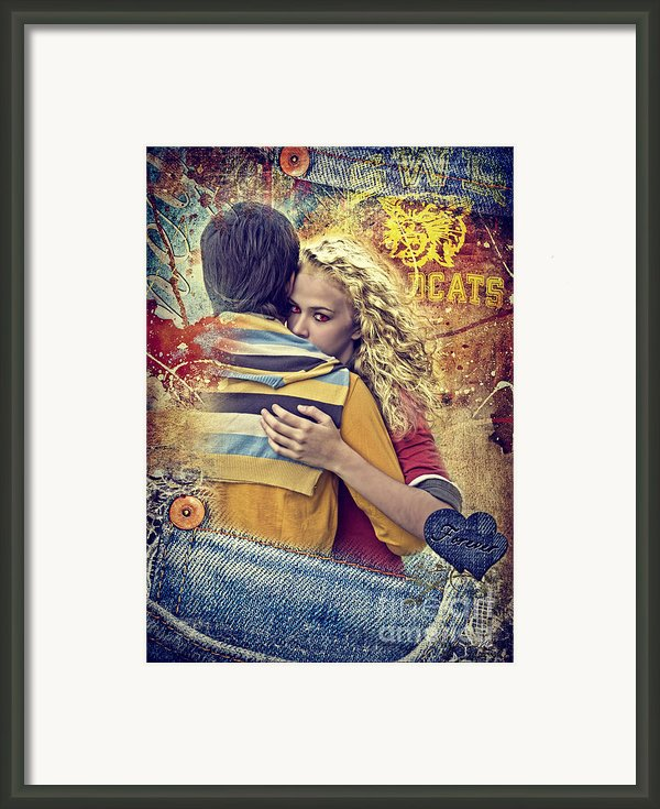 Forever Framed Print By Mo T