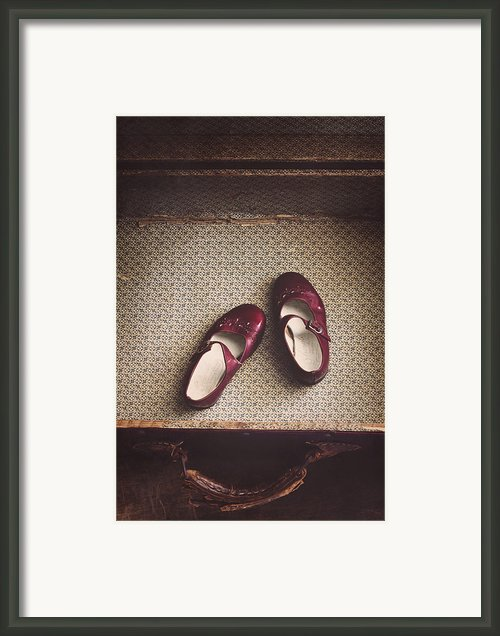 Forgotten Framed Print By Amy Weiss