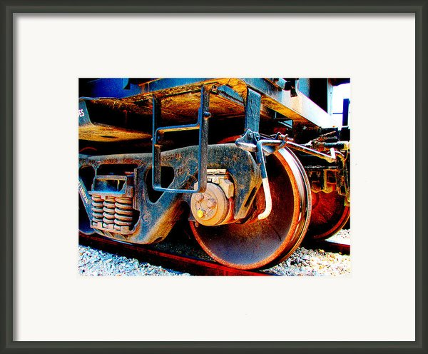 Foundation 1 Framed Print By Wendy J St Christopher