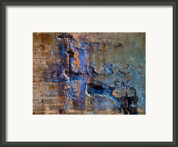 Foundation Seven Framed Print By Bob Orsillo
