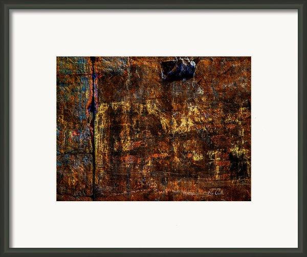 Foundation Six Framed Print By Bob Orsillo