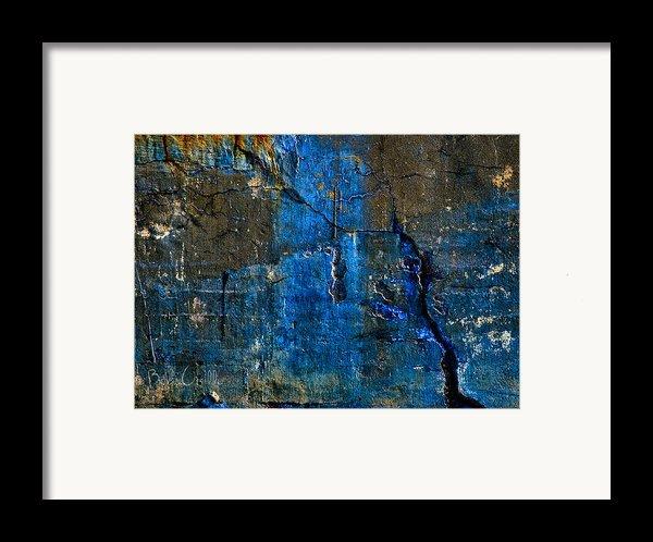 Foundation Three Framed Print By Bob Orsillo