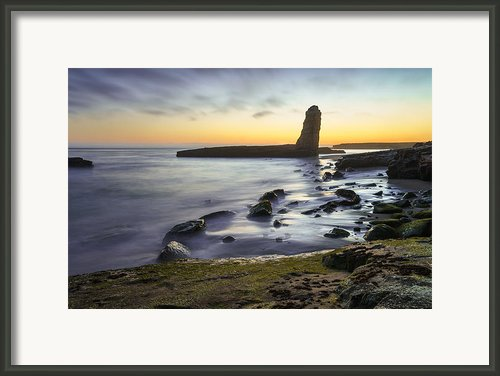 Four Mile Beach Framed Print By Francesco Emanuele Carucci