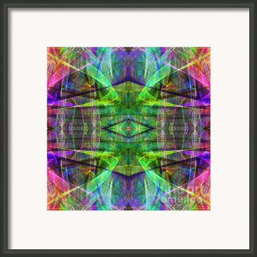 Fourth Dimension Ap130511-22 Framed Print By Wingsdomain Art And Photography