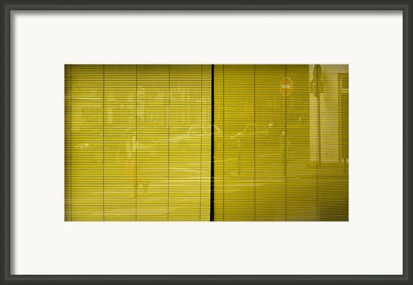 Fragment Framed Print By Philip Sweeck